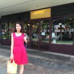 ハワイのお気に入りカフェ①「カフェ・グレース」