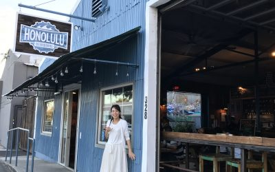 「Honolulu Beer Works(ホノルル・ビアワークス)」
